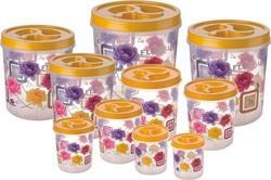 Printed Airtight Plastic Containers