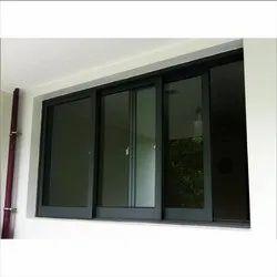 Aluminium Casement Euro Groove Window ESPAG for 45 mm