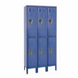 6 Part Industrial Lockers