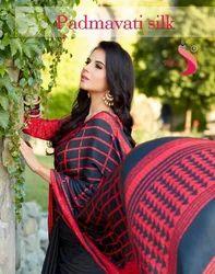 Silkvilla Padmavati Silk Ethnic Saree