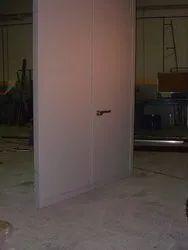 Acoustic Metal Door