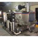 Conveyorized Bin Cleaning Machine
