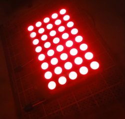 8x8 Bi Colour Round Dot Matrix LED Display