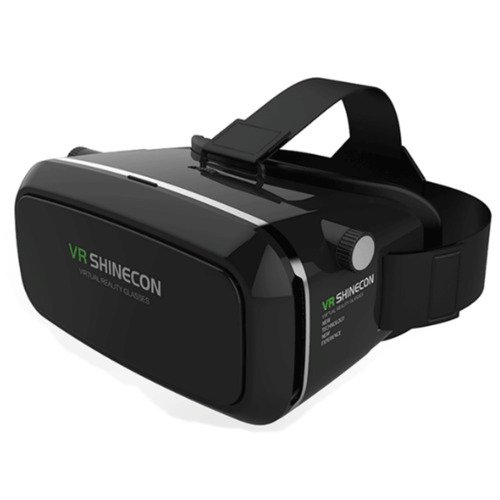 842dbe0dfcf6 Shinecon VR BOX Black (3D Virtual Reality Headset) at Rs 399  piece ...