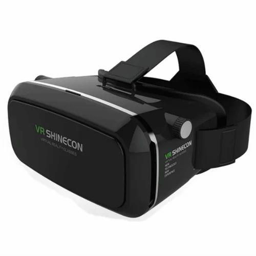 1df62351953a Shinecon VR BOX Black (3D Virtual Reality Headset) at Rs 399  piece ...