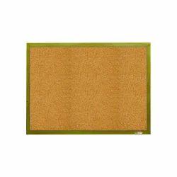 PWCB120180 Wood Pine Frame Cork Board