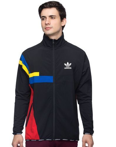 Adidas Originals Block Track Jacket Ay9289