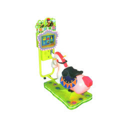 Flower Racing Game Machine