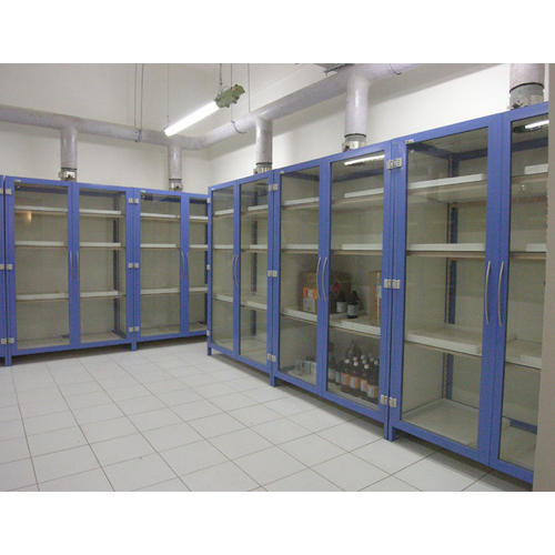 Ventilated Chemical Storage Cabinets