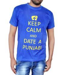 Casual Wear cotton Printed T Shirts