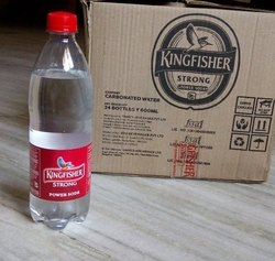 Transperent Soft Drink kingfisher Soda, Packaging Type: Carton, Packaging Size: 600ml