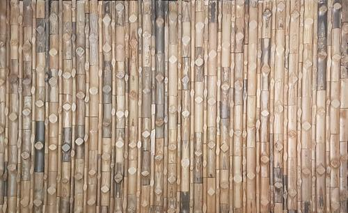 Bamboo Stone Wall Tile