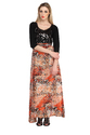 Cottinfab Women's A-Line Maxi Dress