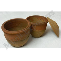 Terracotta Biryani Earthen Handi, For Home