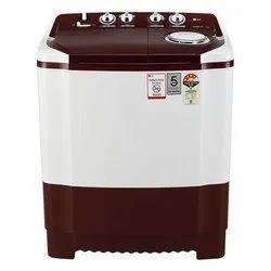 Top Loading P7010RRAA LG Semi Automatic Washing Machine