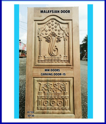 Malaysian Door - Ganesha Model