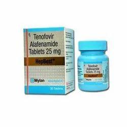 Mylan 25 mg Tenofovir Alafenamide Tablets