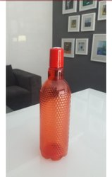 Cherry 1000ml Long Neck Water Bottle
