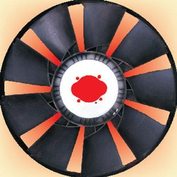 ABS Plastic Fan Blade, Blade Size: 4-6 inch