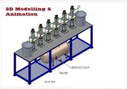 SPM Machine Design Services