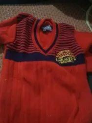 Red Men Sweater