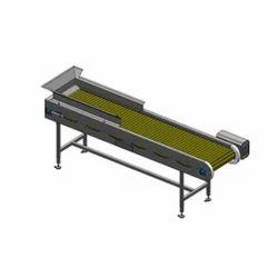 Pellets De Oiling and Inspection Conveyor
