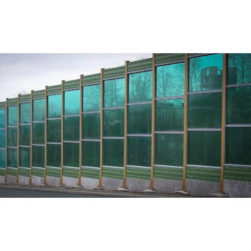 Sound Barrier Wall Concrete Polycarbonate Sound Barriers