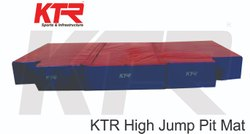 Ktr High Jump Landing Pit Mat Training
