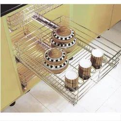 SS Quadro Plain Basket