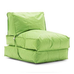 Polyester XL Bean Bag Sofa