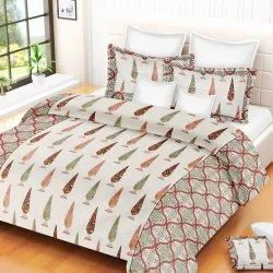 Cotton Bedsheet Double Bed