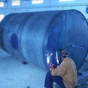 Industrial Tanks Fabrications