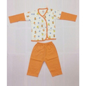 Cotton Printed Kids Casual Night Suit