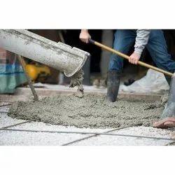 Cement Concrete Testing Services