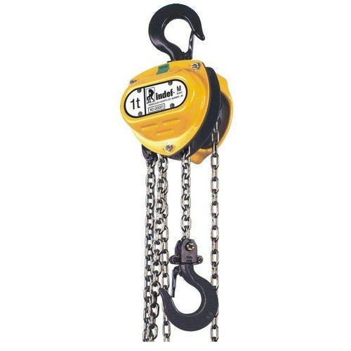 Lifting & Material Handling Accessories - Indef Make Chain