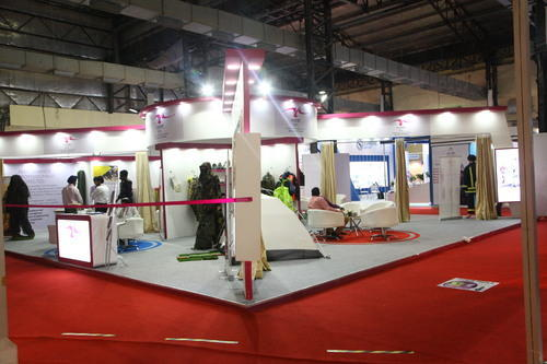 Interior Exhibition Stall Designers