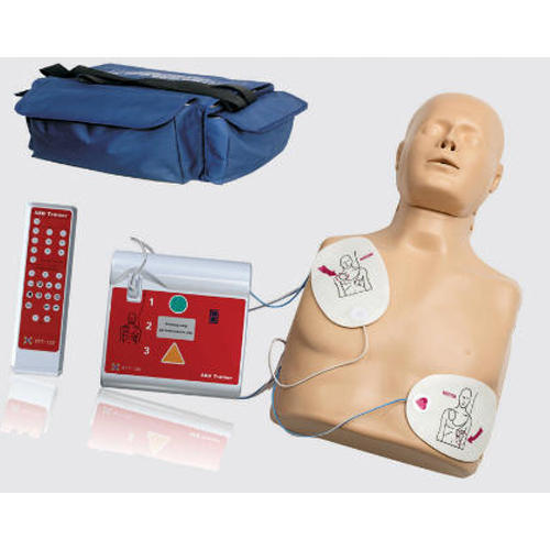Torso Aed Trainer With Cpr Training Manikin