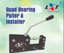 Skate bearing puller & installer