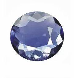 Iolite Crystals Stone Gemstone