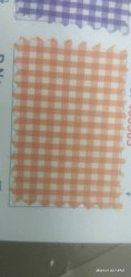 Orange Linen Fabrics