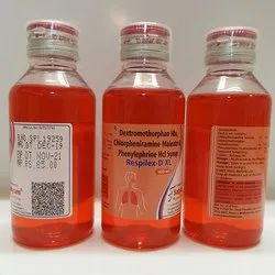 Dextromethorphan Hbr Chlorpheniramine Maleate and Phenylephrine HCL Syrup