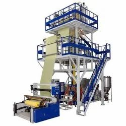 Radiance India Corn Starch Biodegradable Bag Making Machine, For Industrial, 380 V