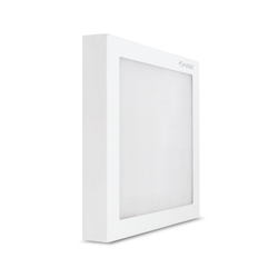 12W Indoor Surface Panel Lights