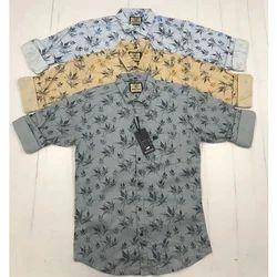 Stylish Printed Casual Shirt
