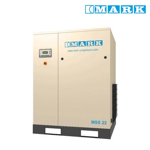 Mark MSS 22 Oil Injected Screw Compressor