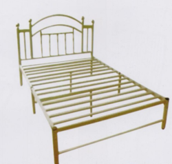 Steel Bed Kf 1112