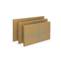 Flat Packaging Box, Material Grade: 230 - 400 GSM