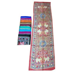 Casual Wear Printed Silk Stole