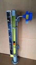 Magnetic Level Indicator With Transmitter