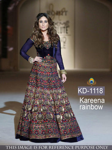 Festival Special Fancy Gown at Rs 2699 /piece   Long Gowns   ID ...